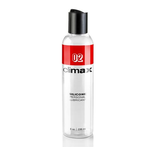 Climax Silicone Personal Lube 236ml