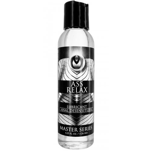 Masters Ass Relax Desens Lube 4.25oz