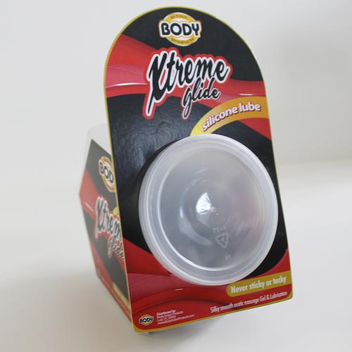 Xtreme Silicone Lube Sample Bowl 50pc