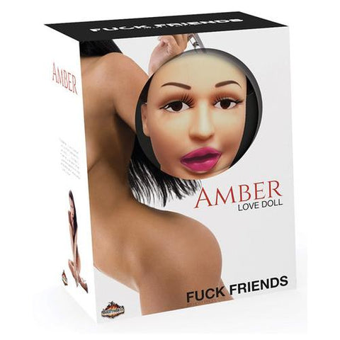 Fuck Friends Love Doll 2 Orifice - Amber