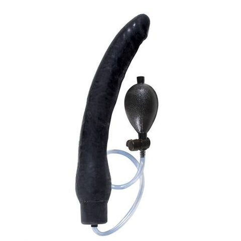 Ram 12-Inch Inflatable Dong - Black