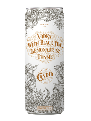 Vodka/Black Tea/Lemonade- 4 Pack