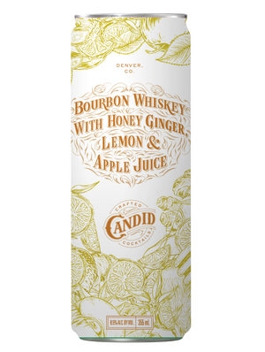 Bourbon/Apple/Ginger - 4 Pack