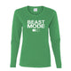 BEAST MODE ON Women's Long Sleeve T-Shirt