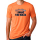 I'm the Oldest I MAKE THE RULES Unisex Cotton T-Shirt