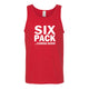 Six Pack... Coming Soon! Men's Tank Top
