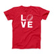 Hockey Love Men's T-Shirt