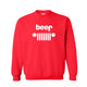 Beer Unisex Crew Neck Sweatshirt