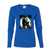 Kobe Bryant and Nipsey Hussle Women's Long Sleeve T-Shirt