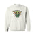Yoda one for me Unisex Crew Neck Sweatshirt