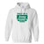 Only In A Jeep Green Unisex Hoodie