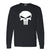 The Punisher White Men's Long Sleeve T-shirt