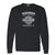 Wisconsin Harley Davidson White Men's Long Sleeve T-shirt