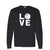Basketball Love Men's Long Sleeve T-shirt