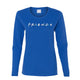 FRIENDS Women's Long Sleeve T-Shirt