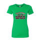 I'm in the Middle I'M THE REASON WE HAD RULES  Women's Poly-Cotton T-shirt
