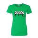 Queen Women's Poly-Cotton T-shirt