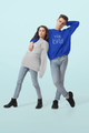 Be Kind Unisex Crew Neck Sweatshirt