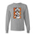Bugs Bunny Rolling and Smoking Men's Long Sleeve T-shirt