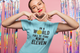 in A World Full of Tens be an Eleven Women's T-Shirt