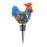 Country Cottage: Rooster Glass Bottle Stopper