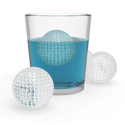Golf Ball Silicone Ice Mold by TrueZoo