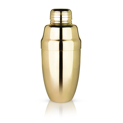 Belmont™ - Gold Heavyweight Cocktail Shaker