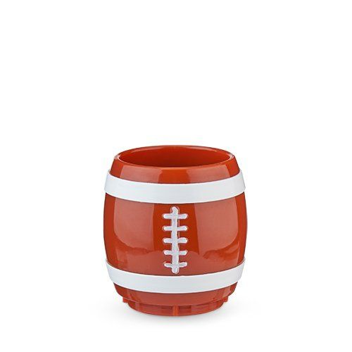 Fourth Down™ Football Shot Glasses by TrueZoo - Set of 4