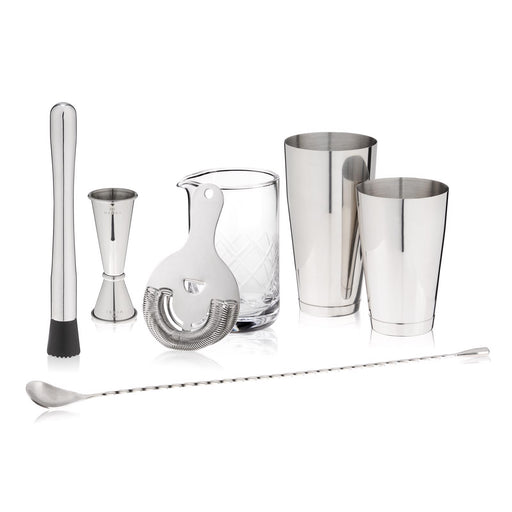7- Piece Bar Essentials Set by Viski
