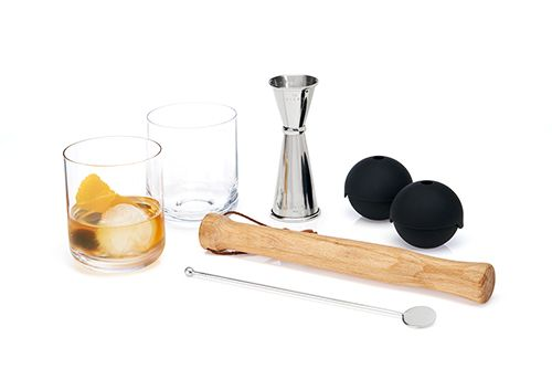 Muddled Cocktail Barware Set by Viski®