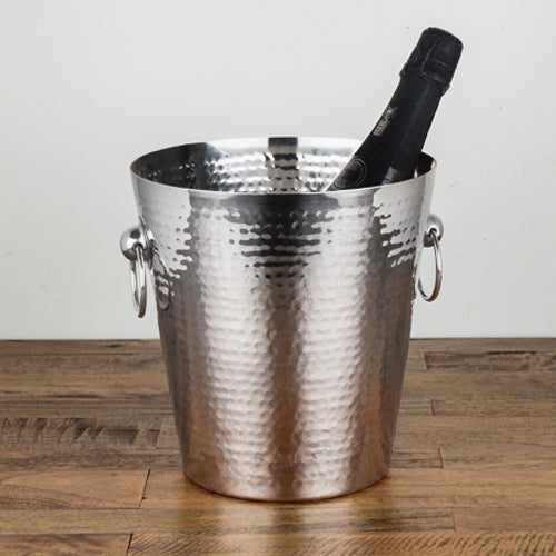 Admiral™ Hammered Ice Bucket by Viski