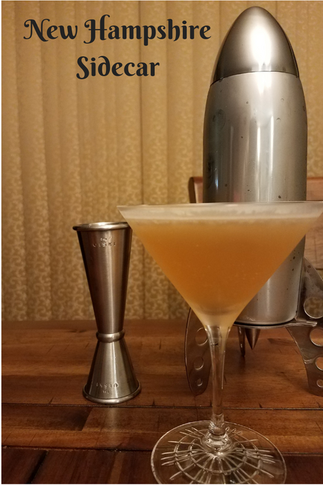 Spiegelau 5.8 oz Perfect Cocktail Glass with NH Sidecar