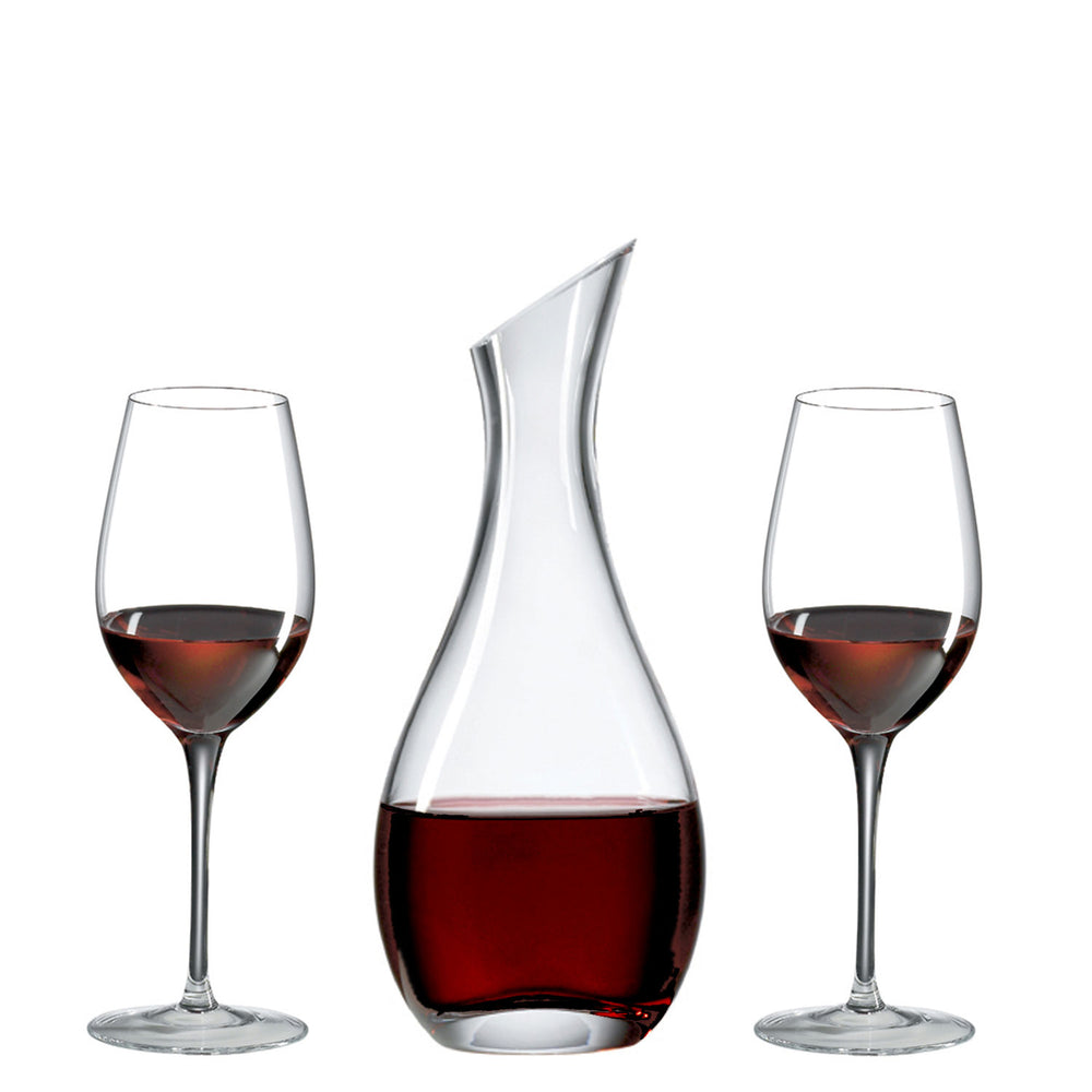 Ravenscroft Cristoff Single Decanter Gift Set (5 Pieces)
