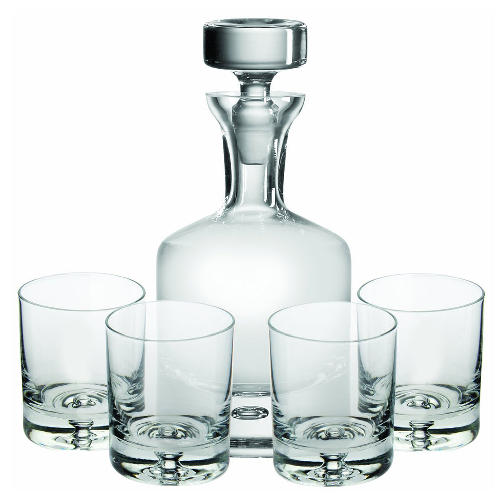 Ravenscroft Crystal Taylor Double Old Fashioned Decanter Gift Set