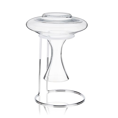 Wine Decanter Drying Stand by True