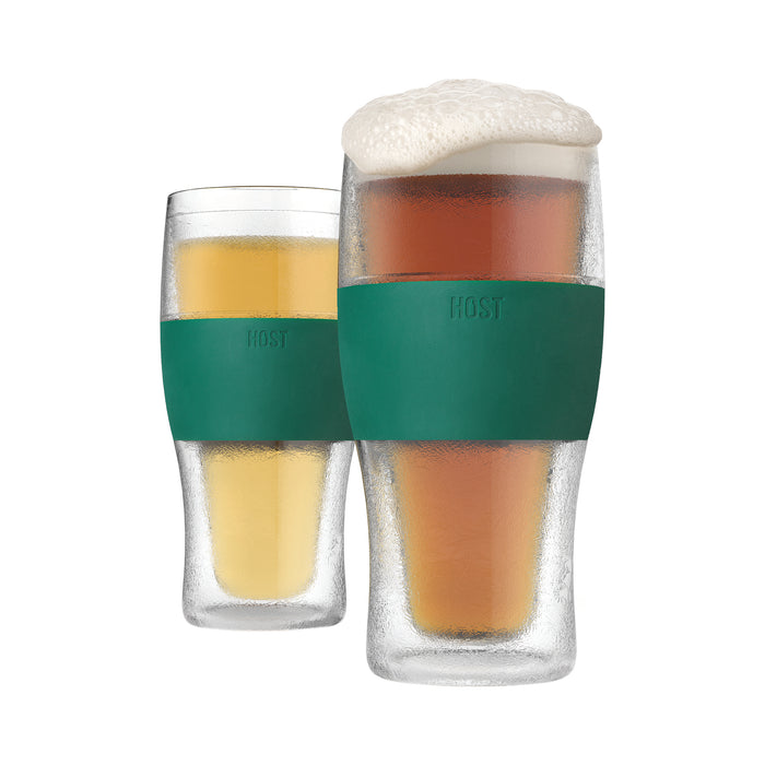 Beer FREEZE™ Cooling Cup by HOST® - Set of 2