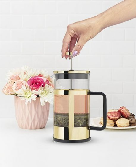 Piper™ Gold French Press