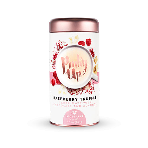 Raspberry Truffle Loose Leaf Yerba Mate