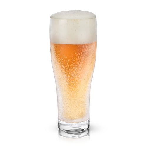 Glacier™ Double-Walled Chilling Beer Glass by Viski