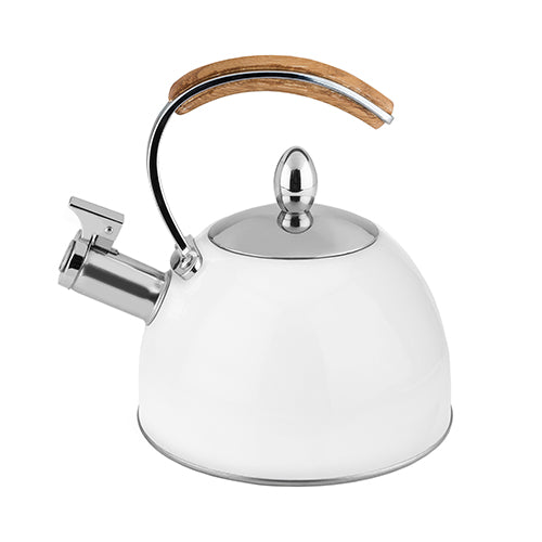 Presley™ White Tea Kettle by Pinky Up®