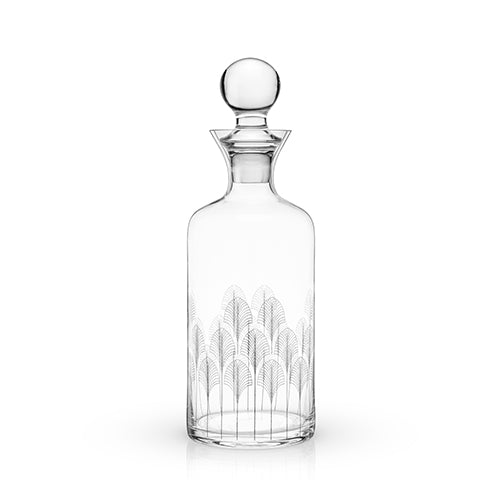 Deco Liquor Decanter by Viski