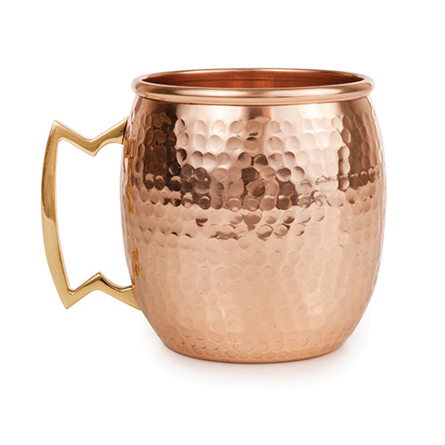 Hammered Mule Mug by Twine