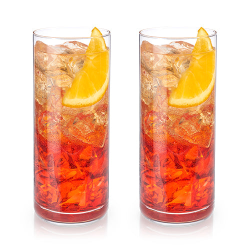 Crystal Highball Glasses by Viski®