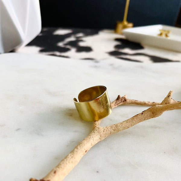 Brass Band Ring