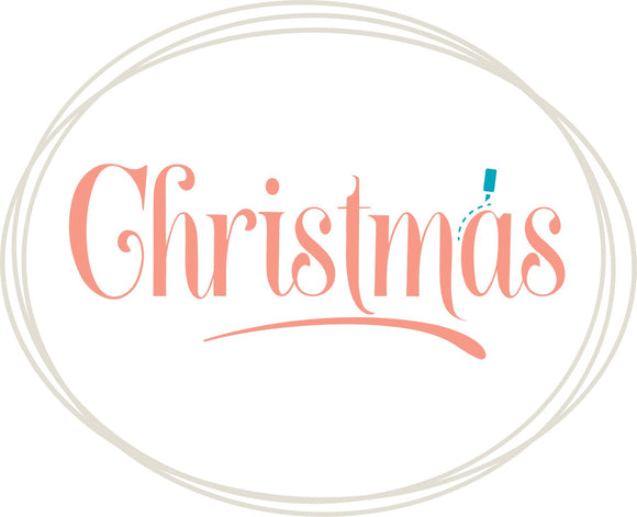 Christmas SVG | DXF Cut Files
