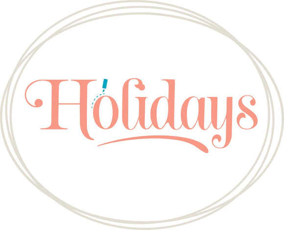 Holiday Designs in SVG | DXF Cut Files