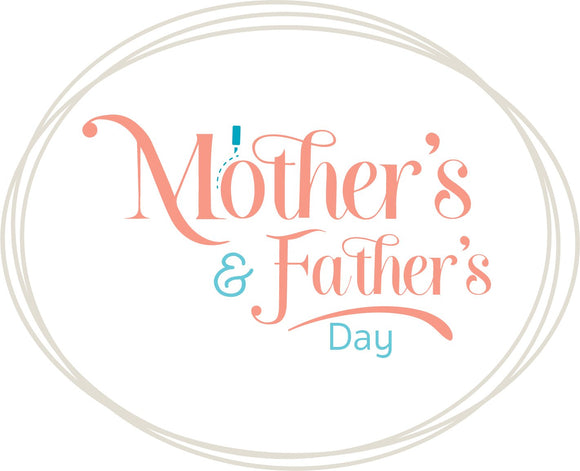 Mother's & Father's Day SVG | DXF Cut Files