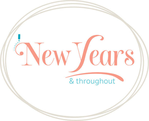 New Year designs in SVG | DXF formats.
