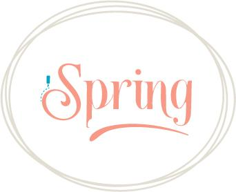Spring SVG | DXF Cut Files