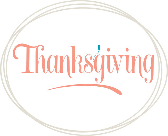 Thanksgiving SVG | DXF Cut Files
